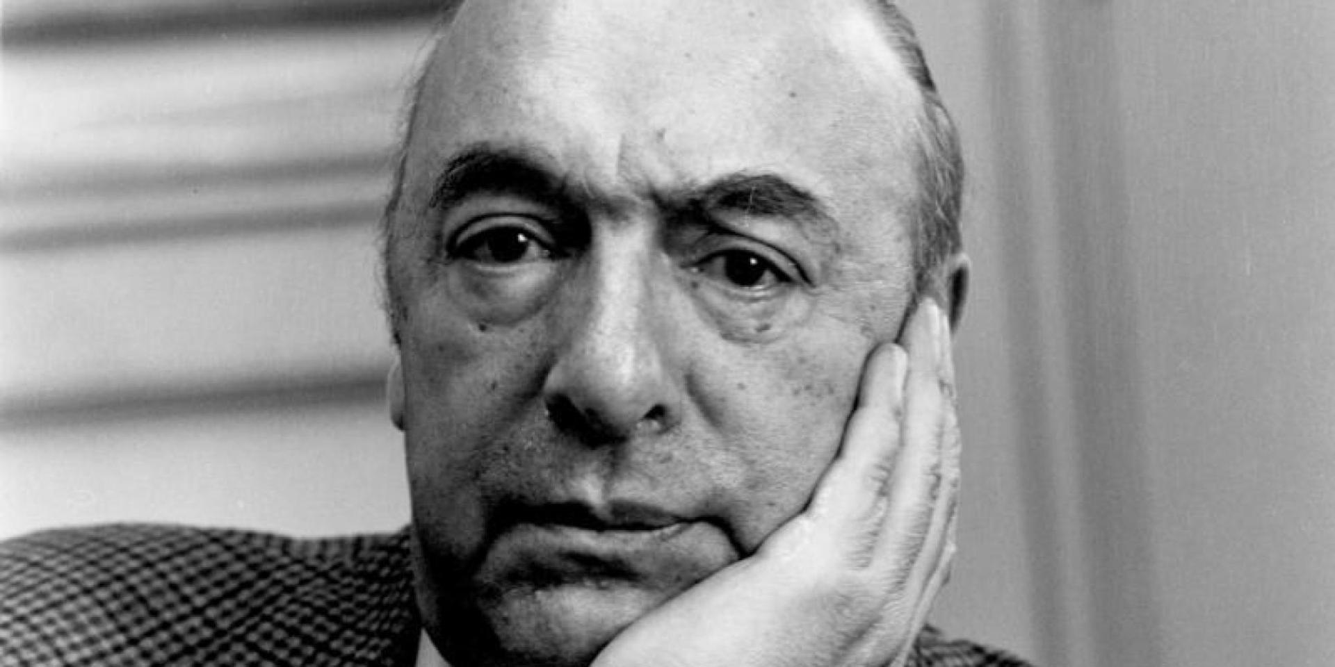Pablo Neruda – Ben Grade 10 IB