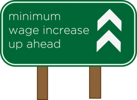 Raise the Minimum Wage – Grade 10, Judy