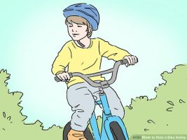 My First Bike Ride – Grade 11, Rain